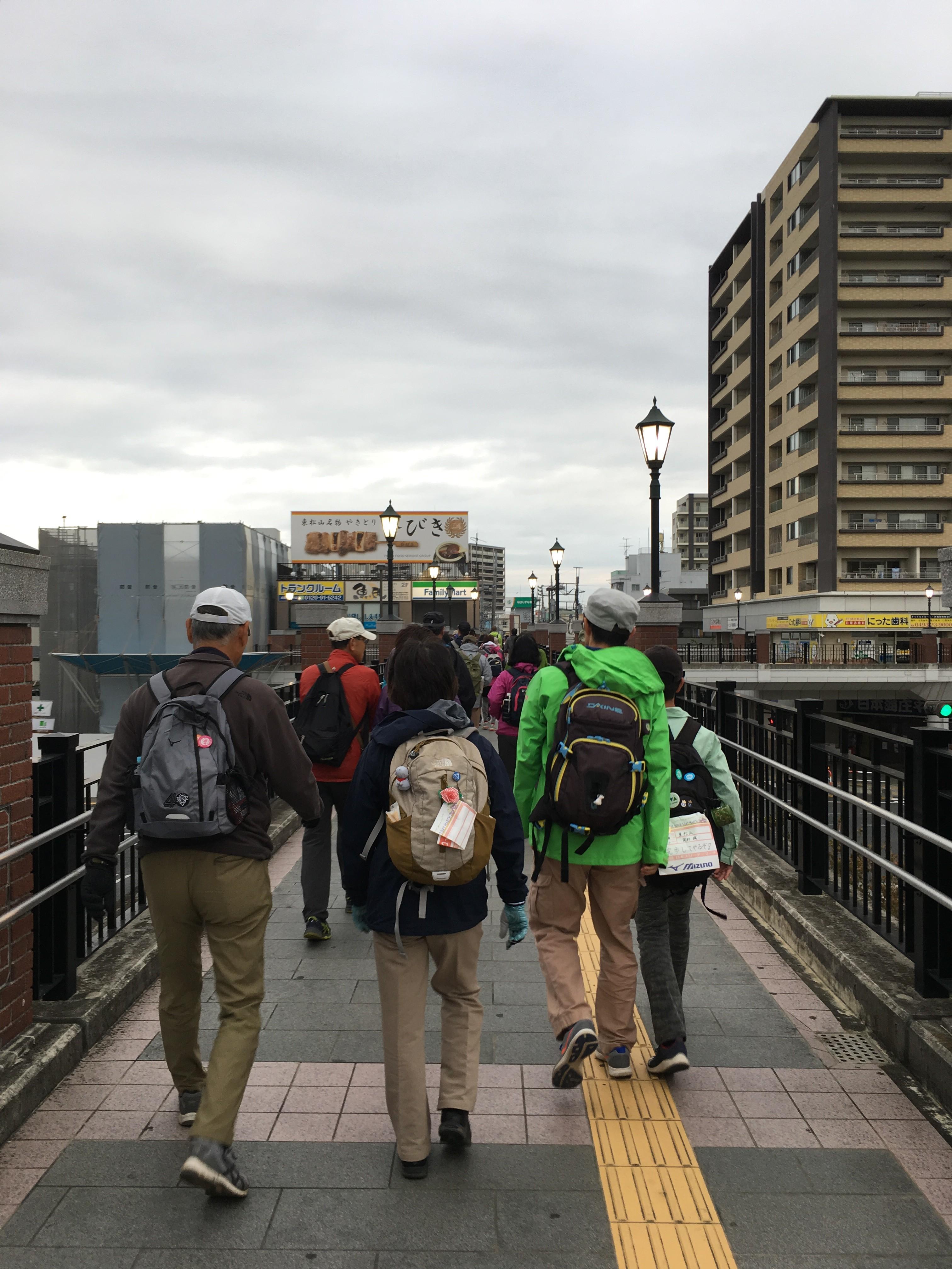 東松山駅ロータリー