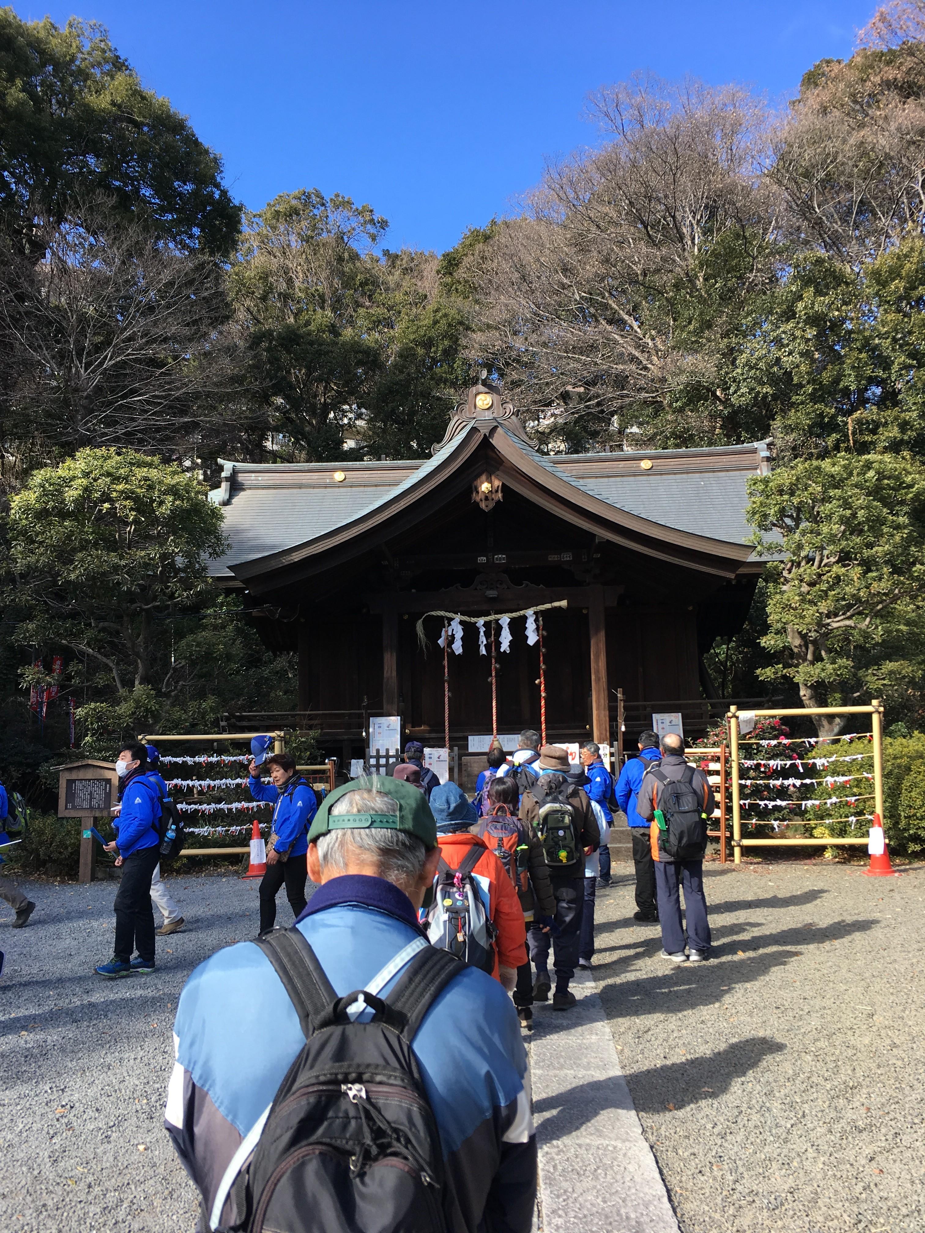 武州白子熊野神社