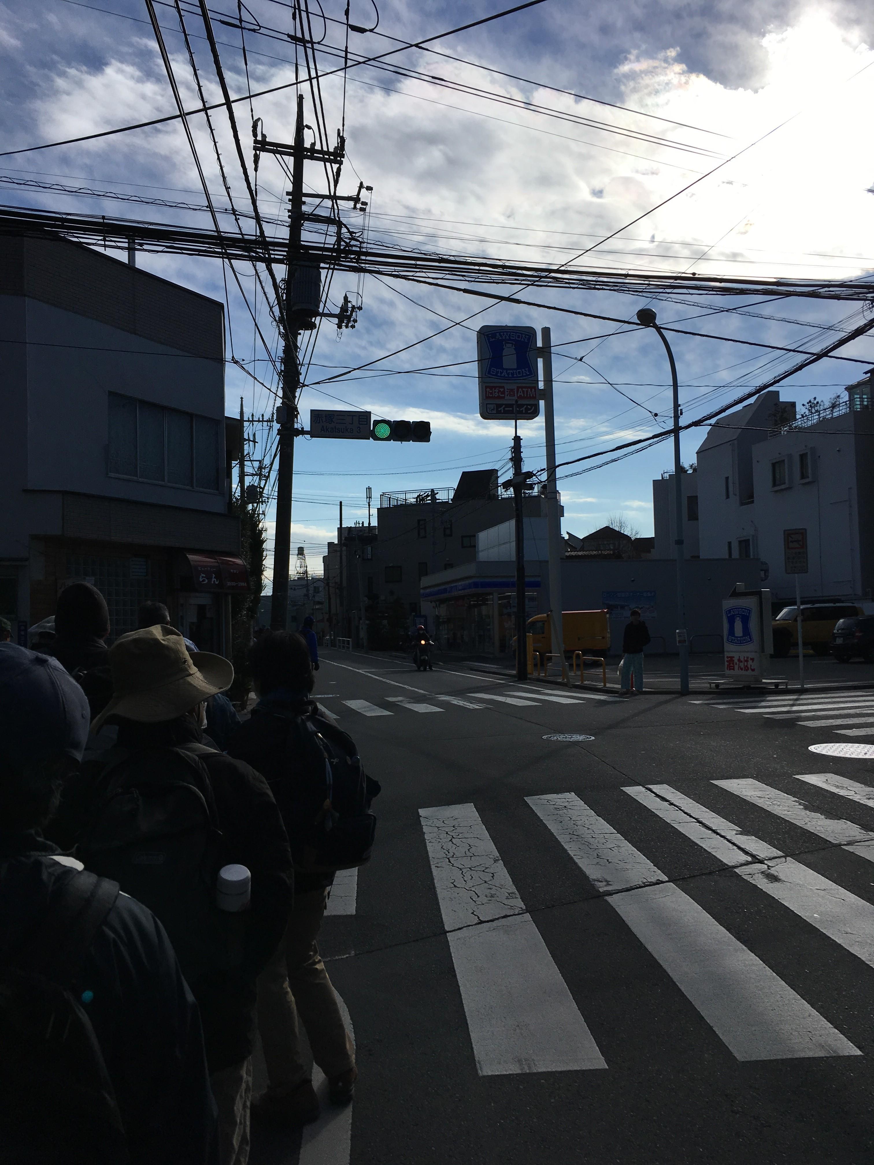 赤塚三丁目交差点