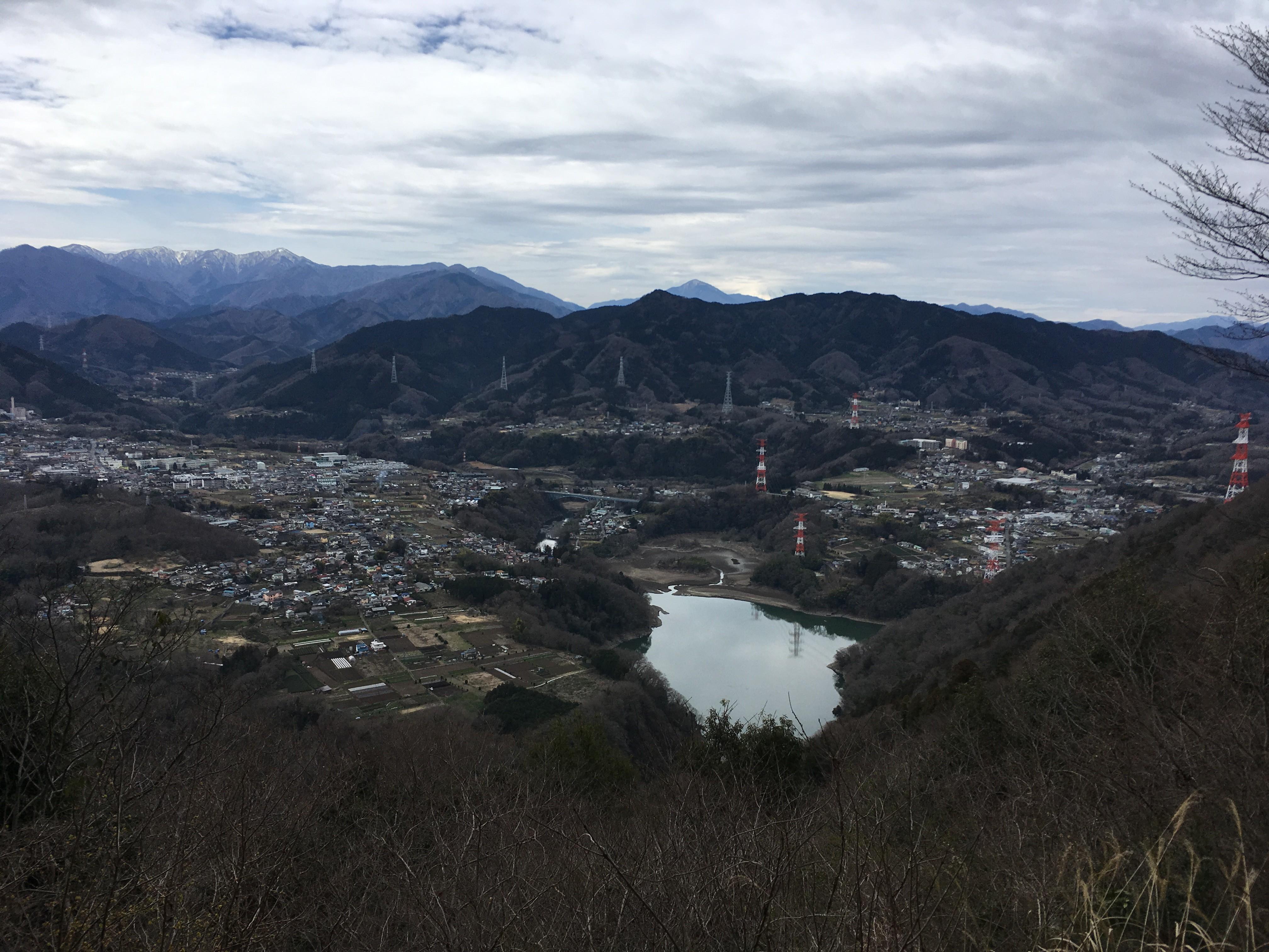 道志川・津久井湖