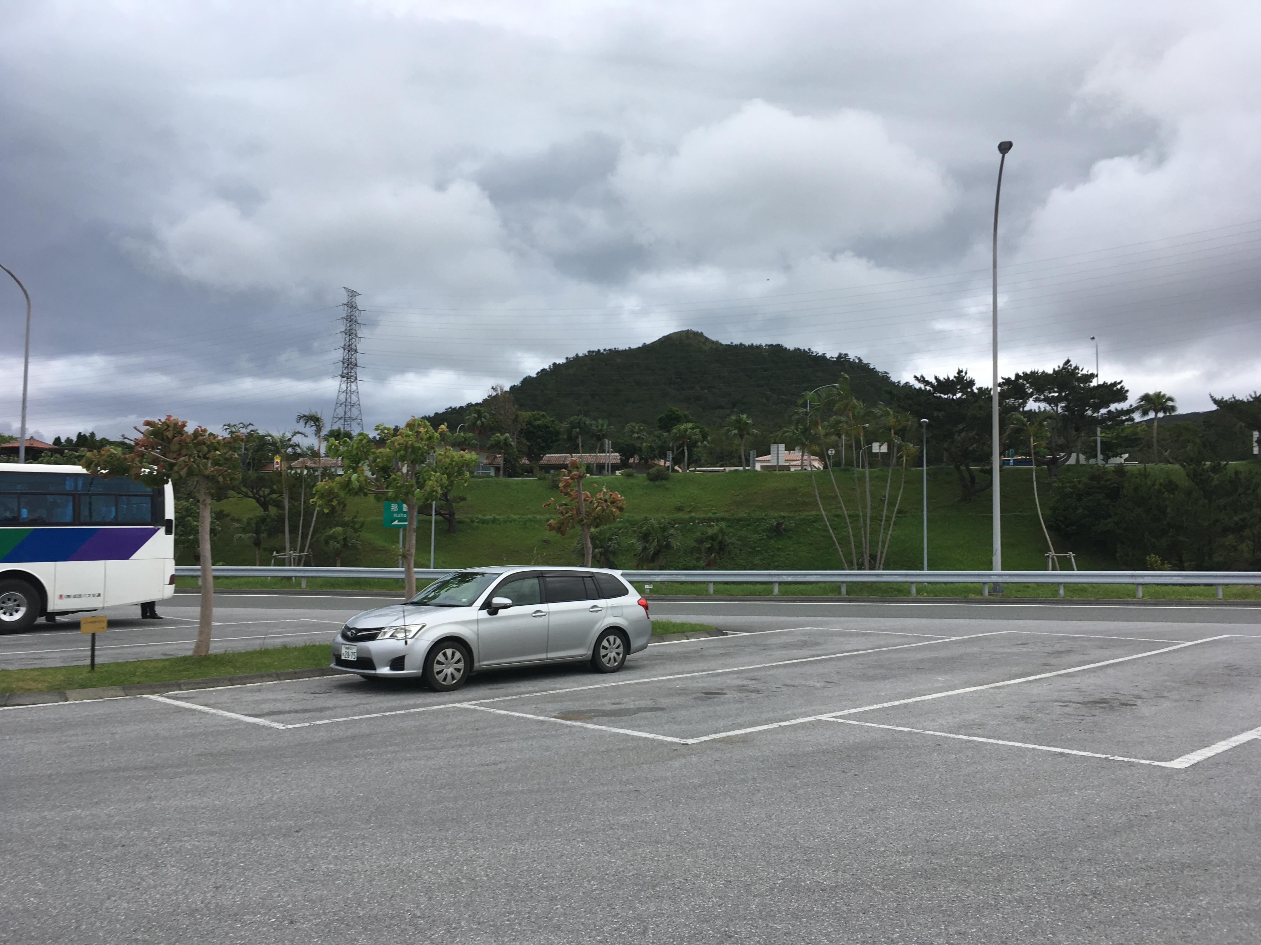 伊芸サービスエリア(上り線)
