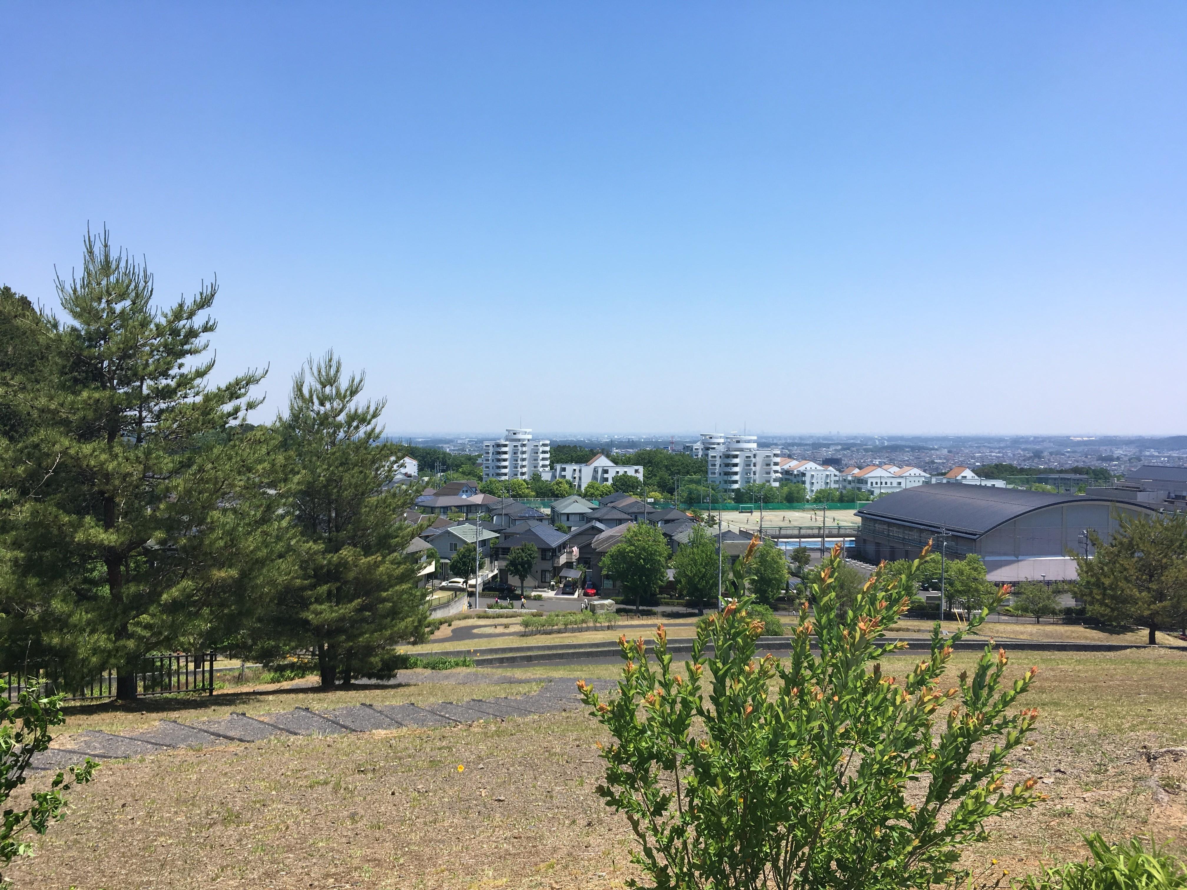 あさひ山展望公園