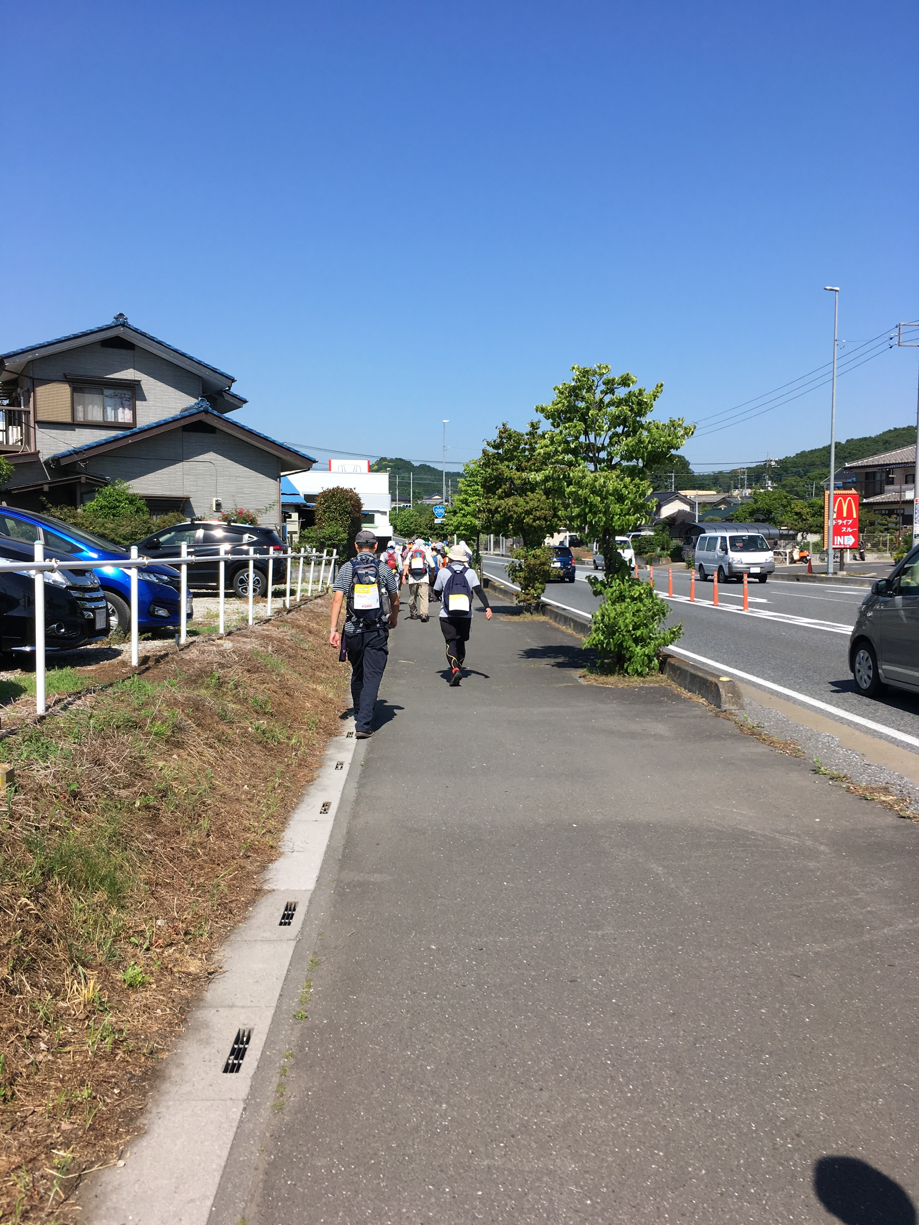 中山陸橋(西)