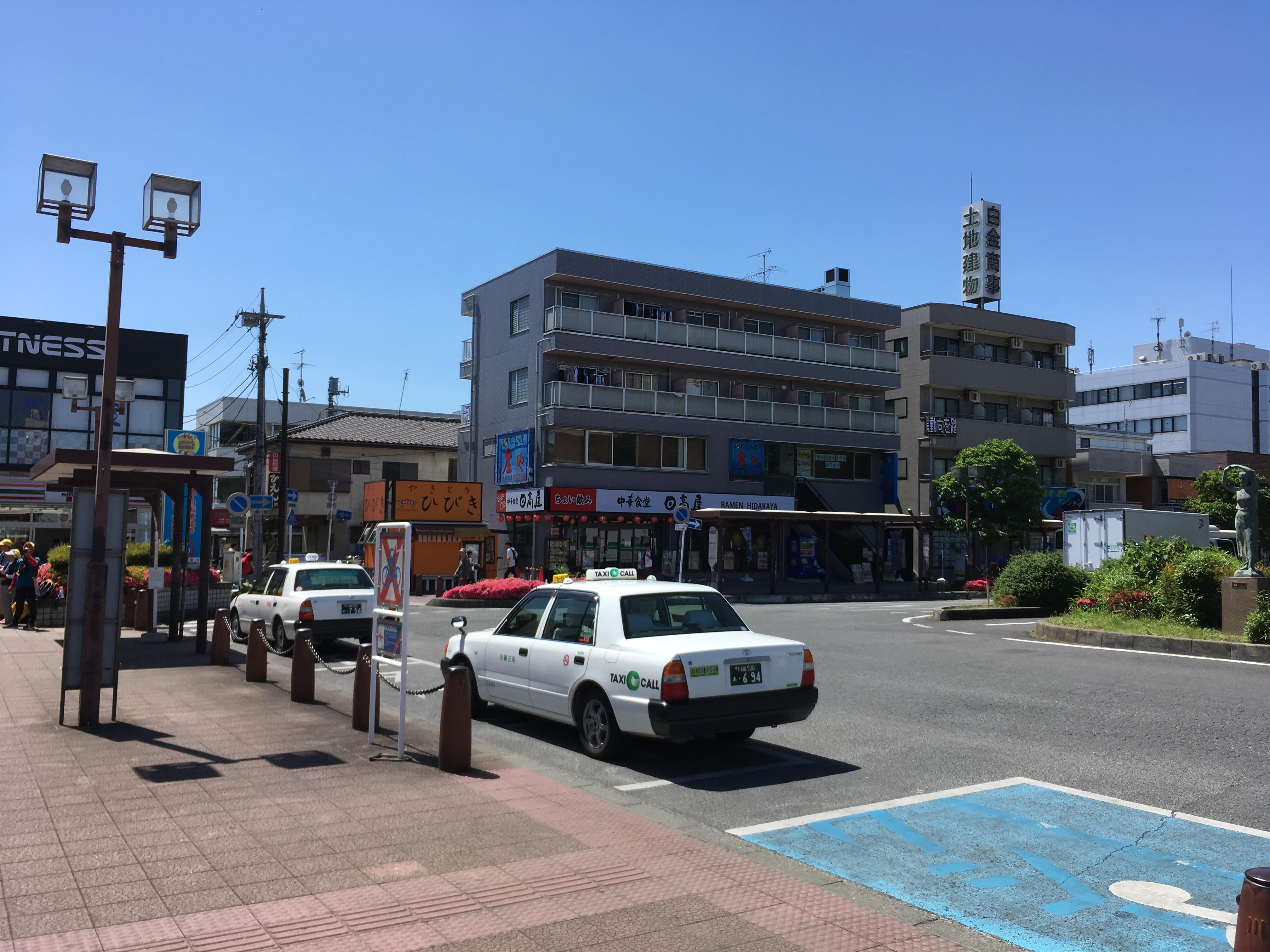 鶴ヶ島駅西口
