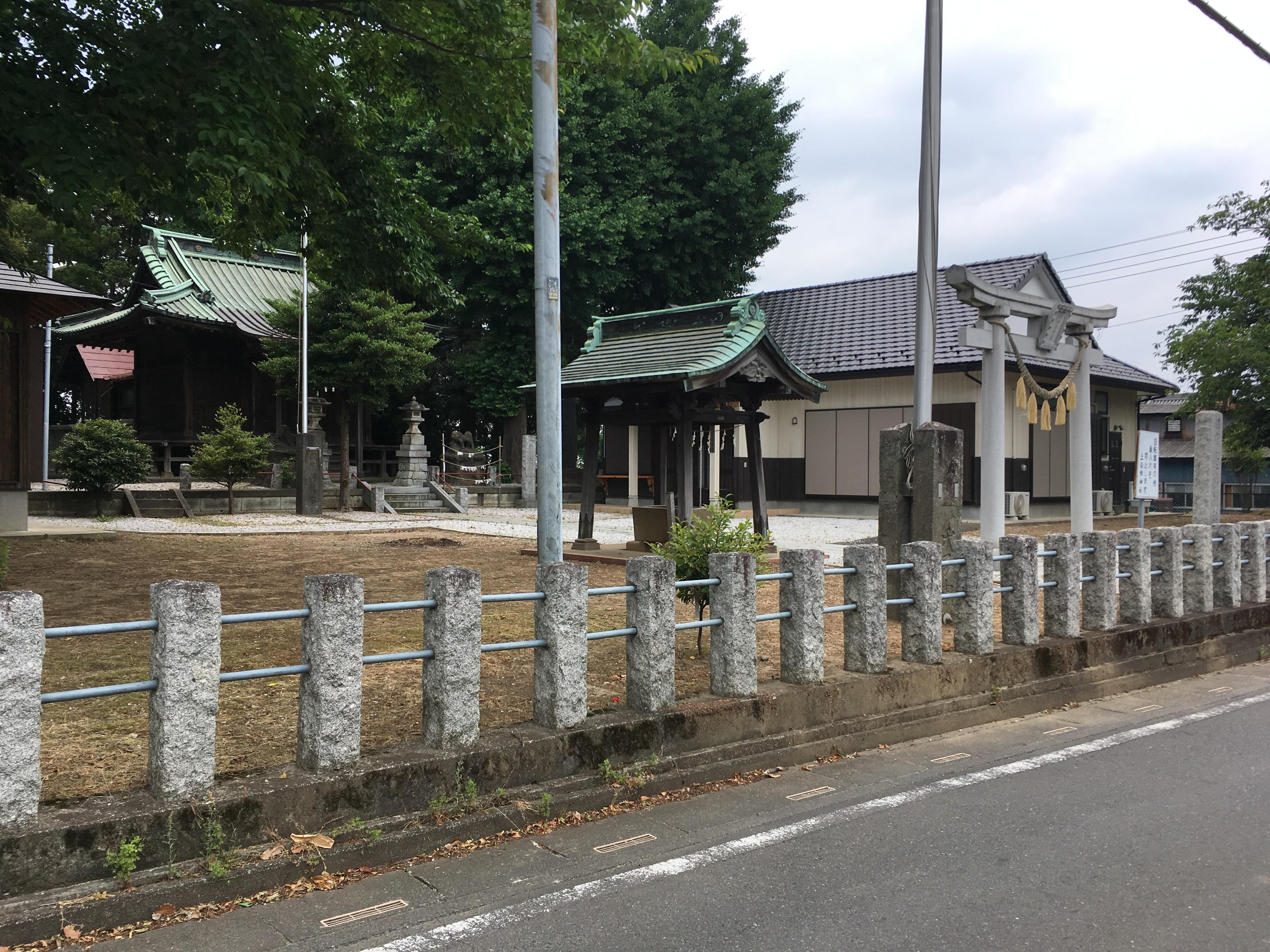 上南畑神社