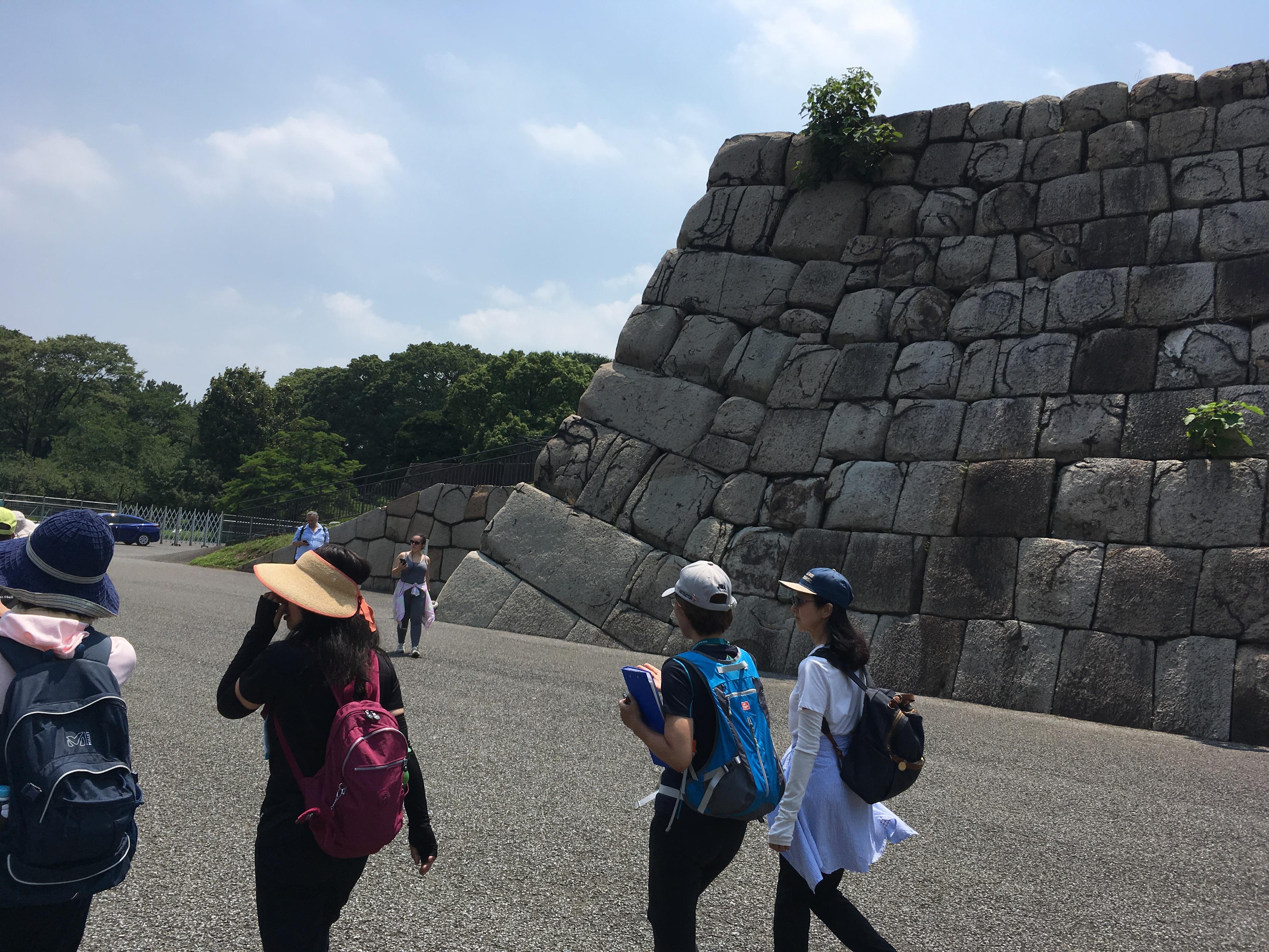天守台(江戸城跡)