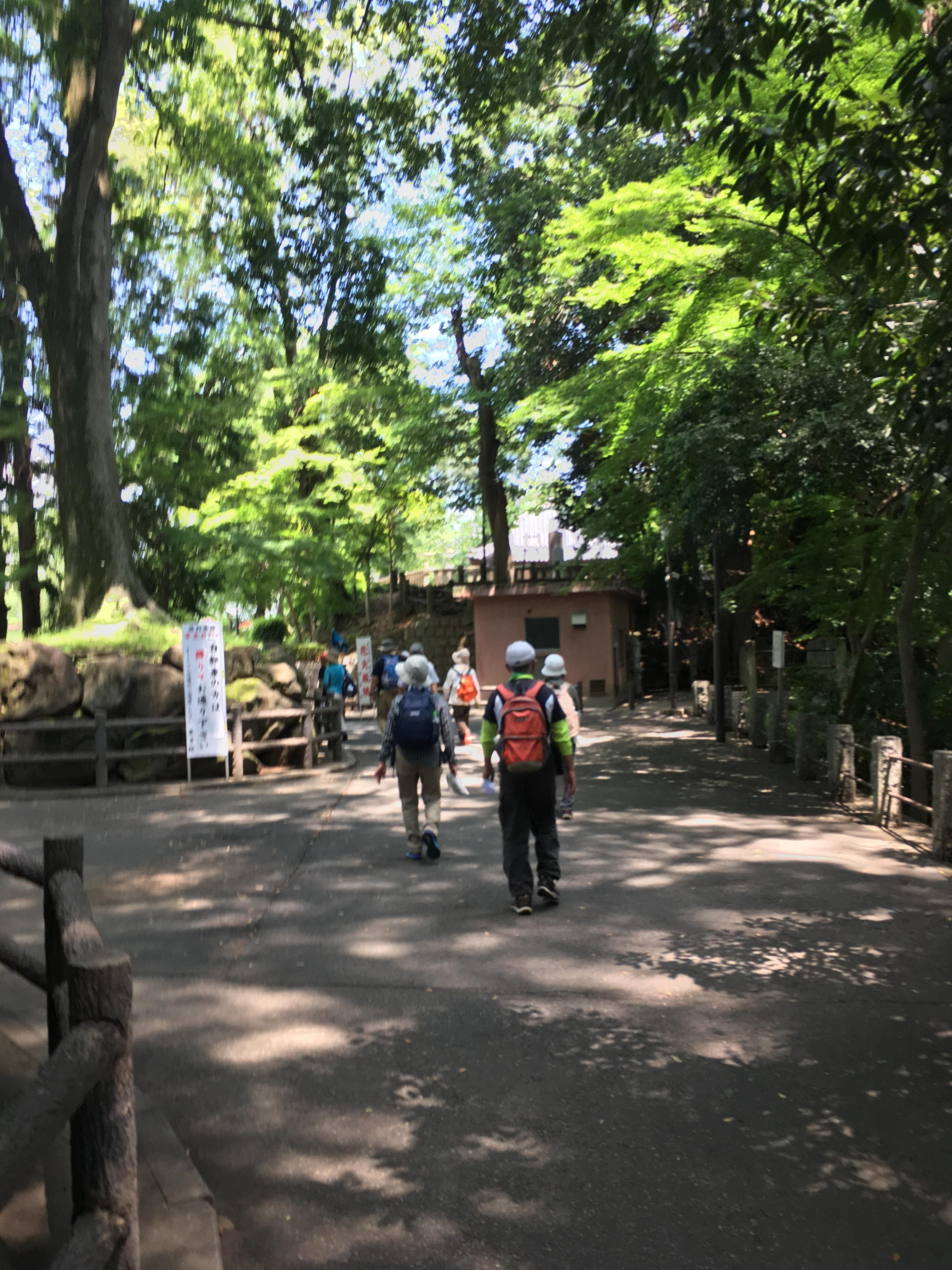 喜多院公園