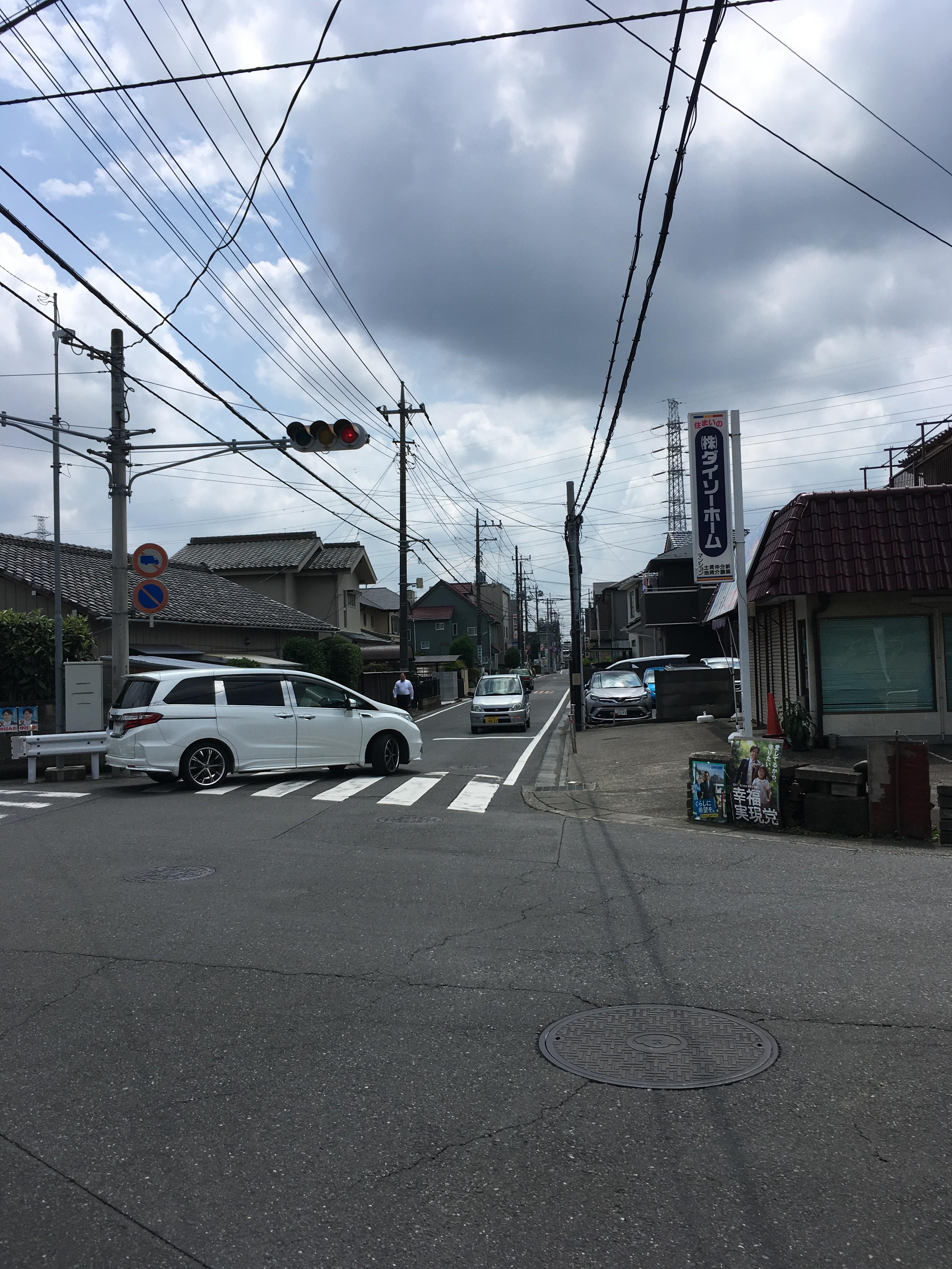 入間川街道