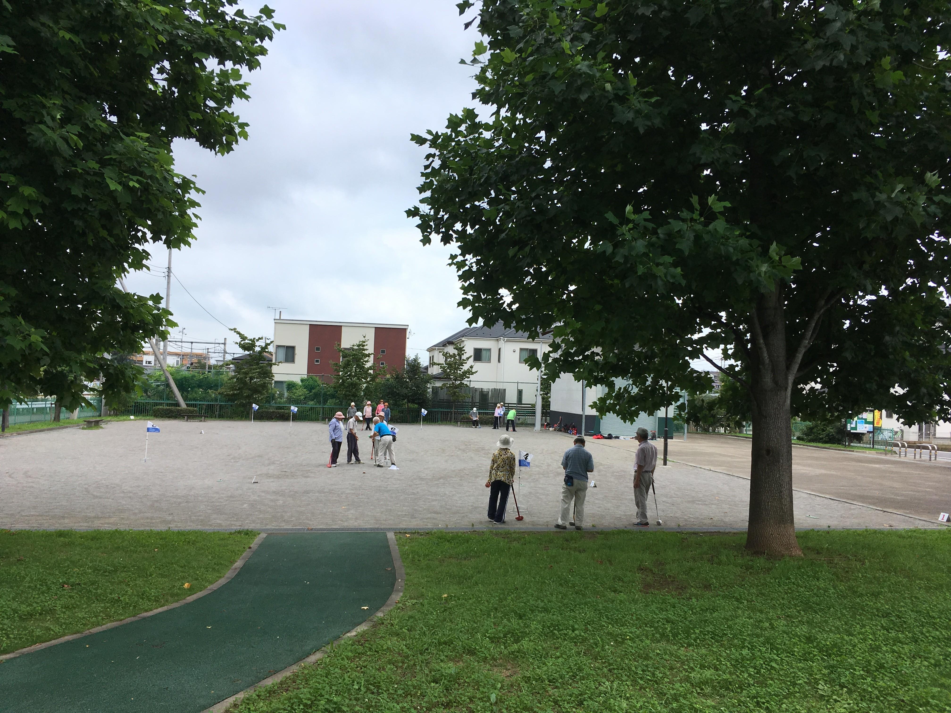 大塚新田公園