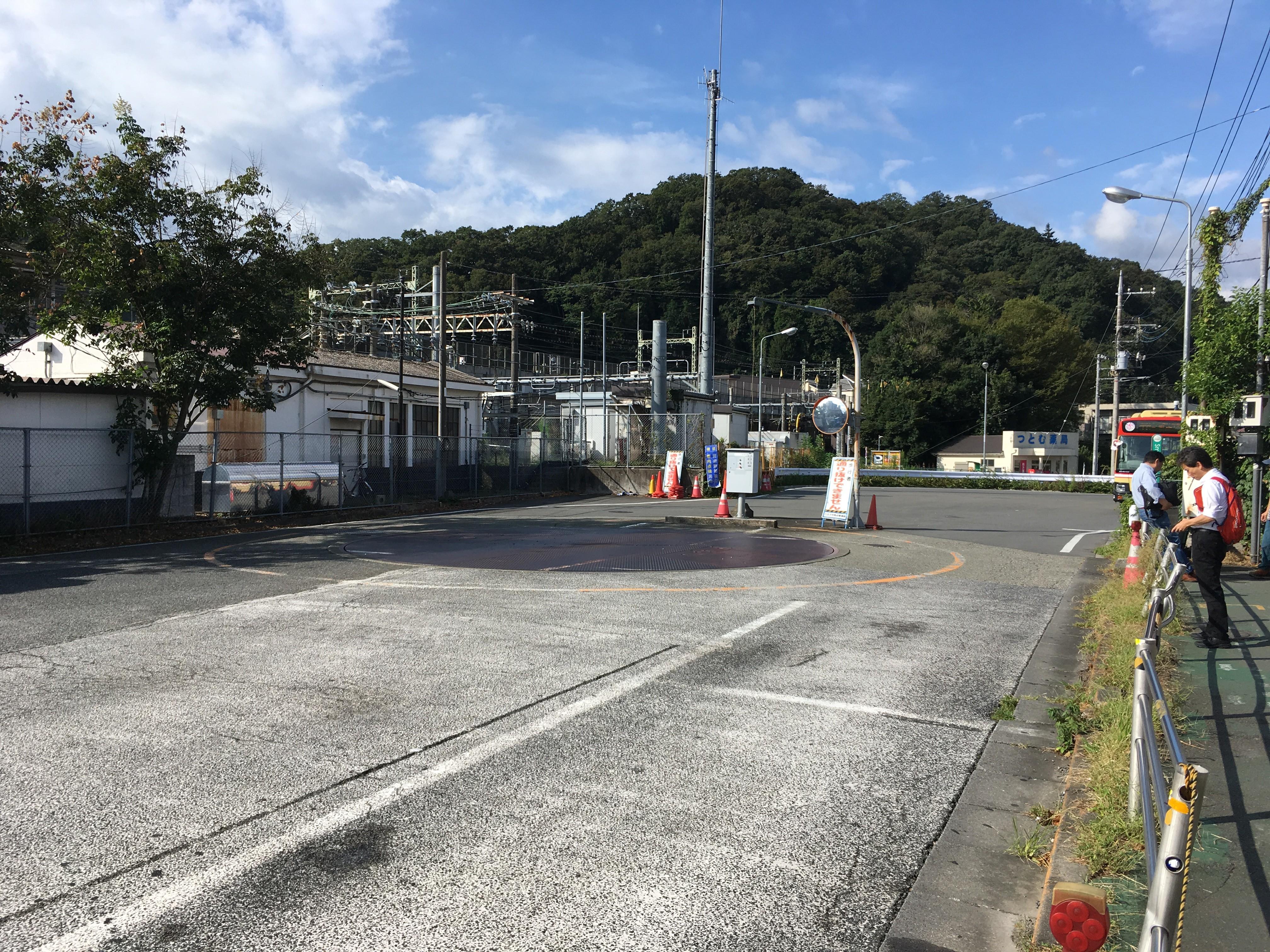 高尾駅北口(バス)