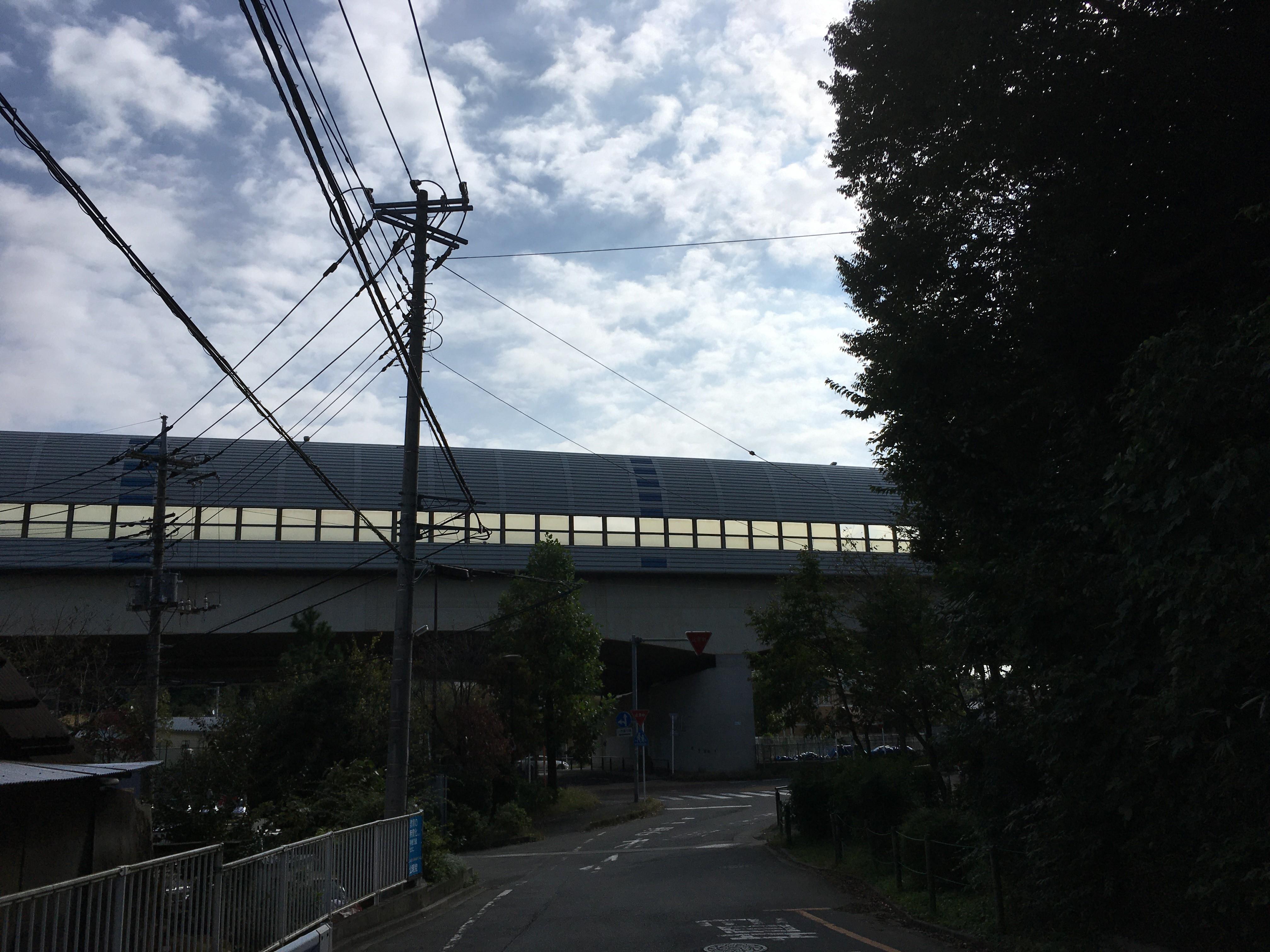 東京外環自動車道