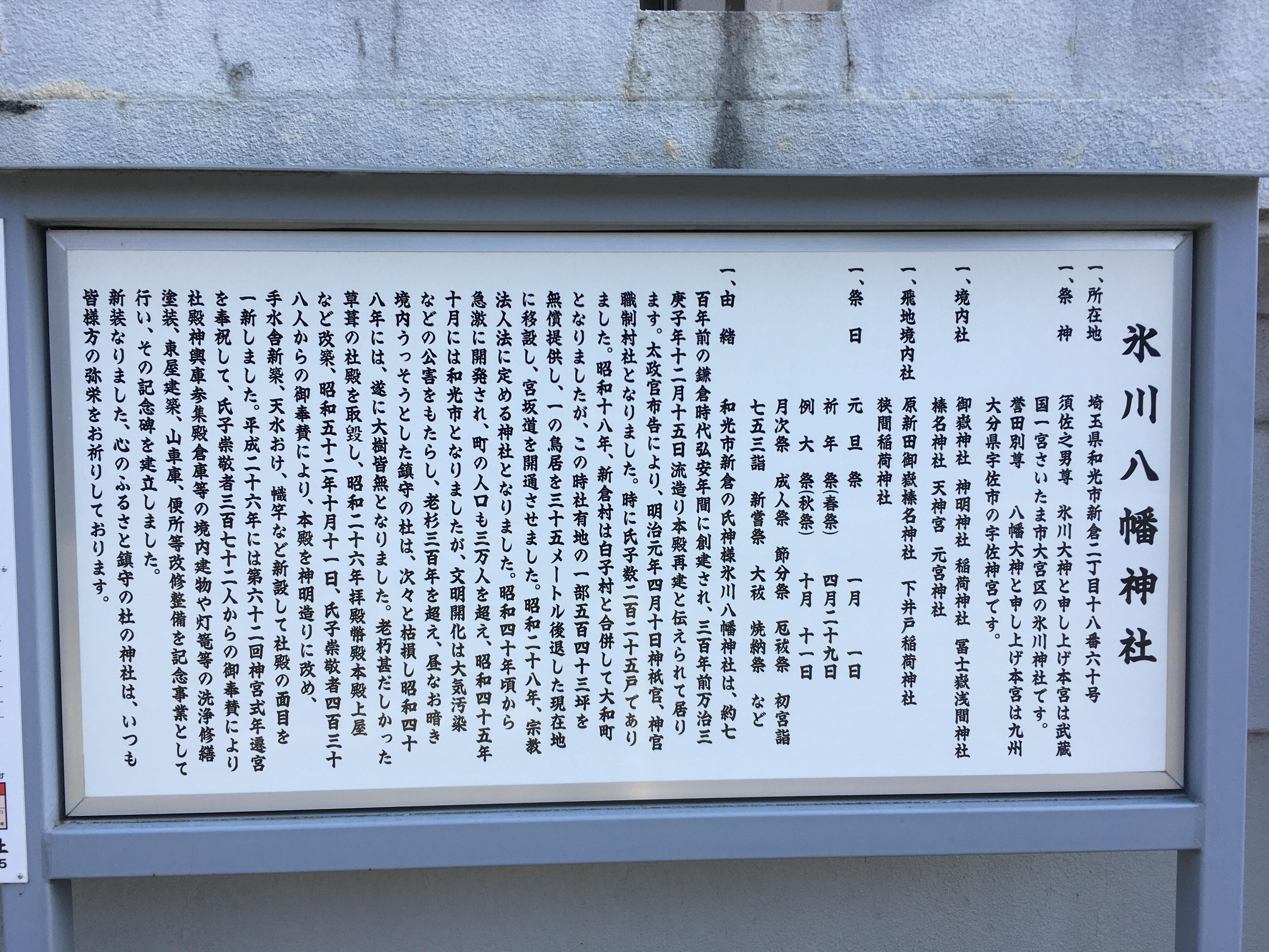 氷川八幡神社