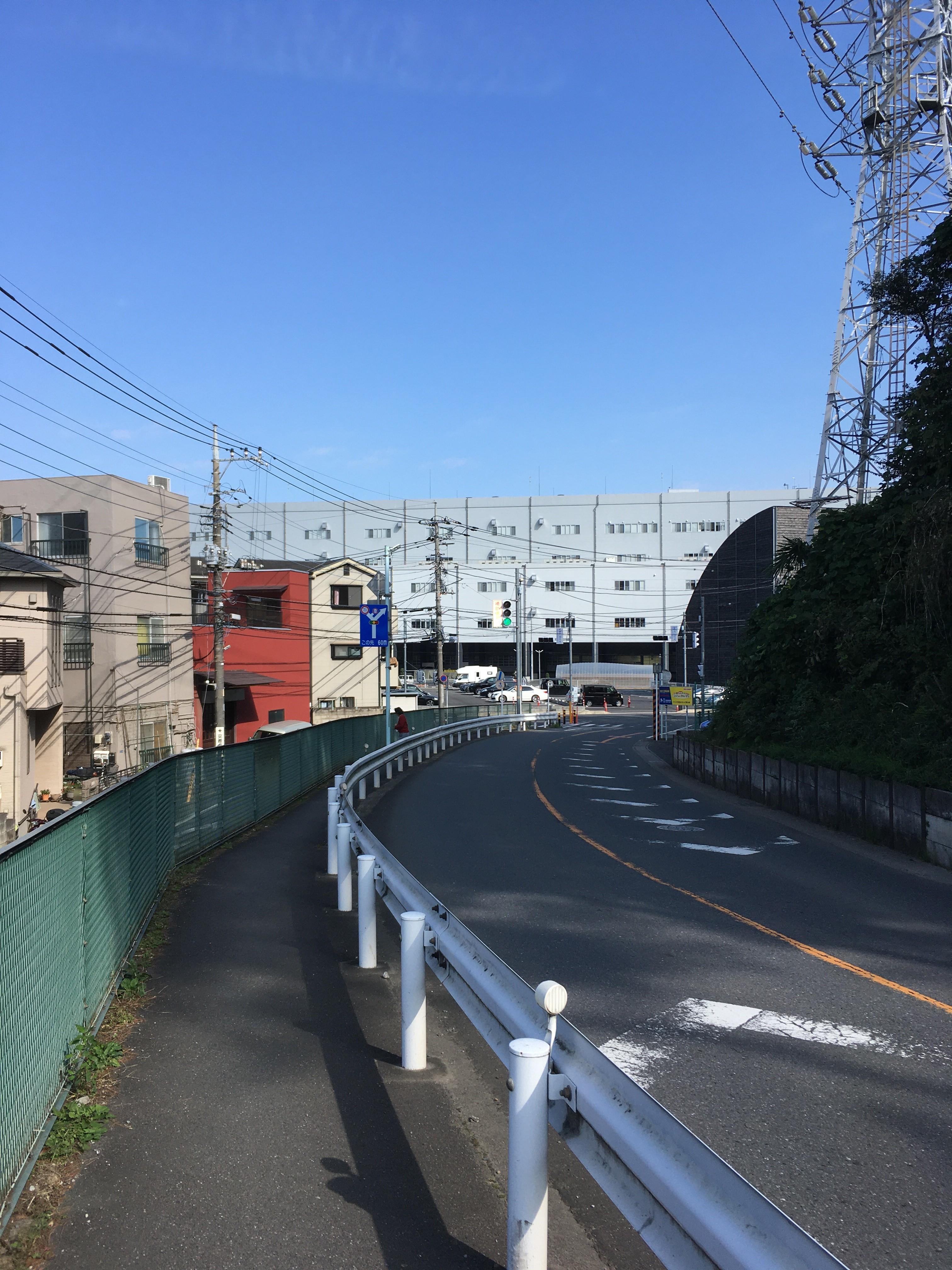氷川通り宮坂
