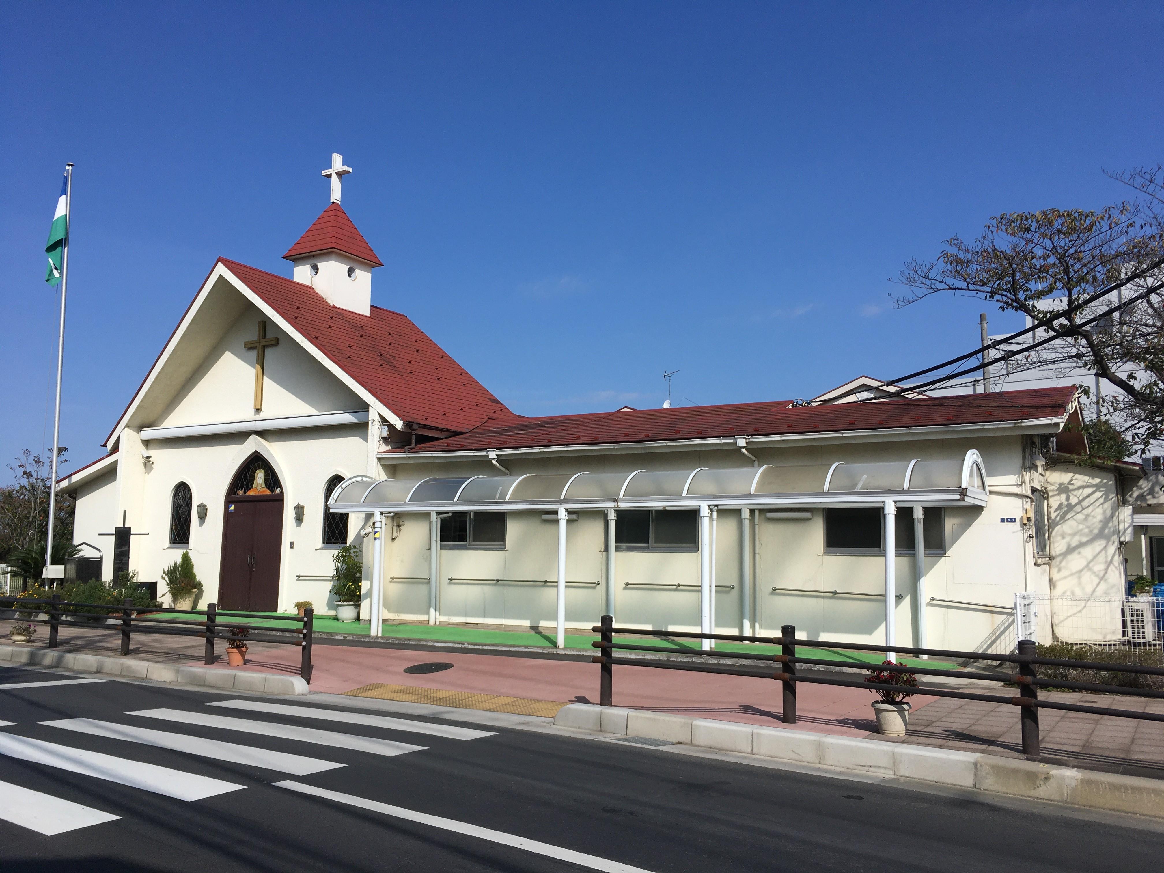 聖イエス教会