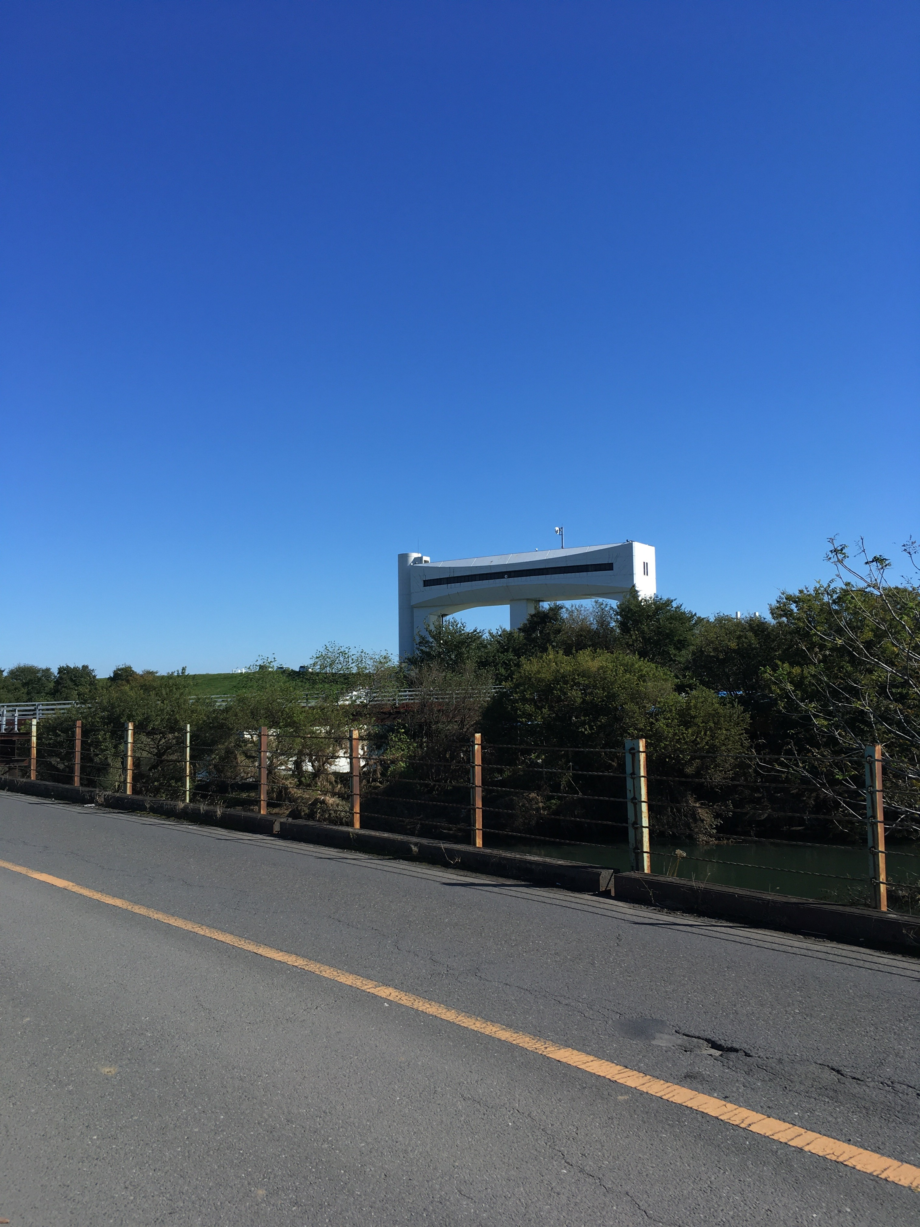 新河岸川内間木橋(内間木通り)